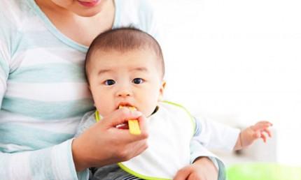 Dinh dưỡng cho trẻ 6 – 12 tháng tuổi