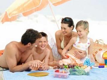 Thực phẩm bổ sung dinh dưỡng cho mùa hè