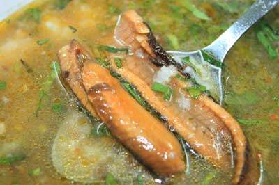 2 món ăn bổ dưỡng cho bé từ lươn