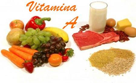 Vitamin a là gì? Tác dụng của Vitamin A với cơ thể