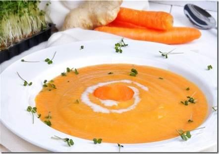 Bổ sung 5 món súp ngon vào thực đơn ăn dặm cho bé