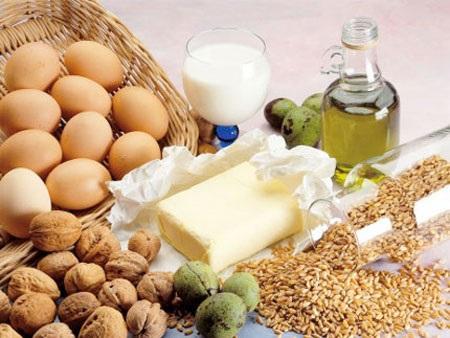 Sử dụng chất béo hợp lý trong khẩu phần ăn của trẻ.