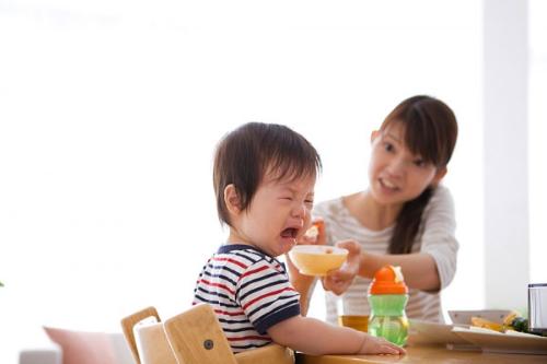 Các dạng biếng ăn ở trẻ
